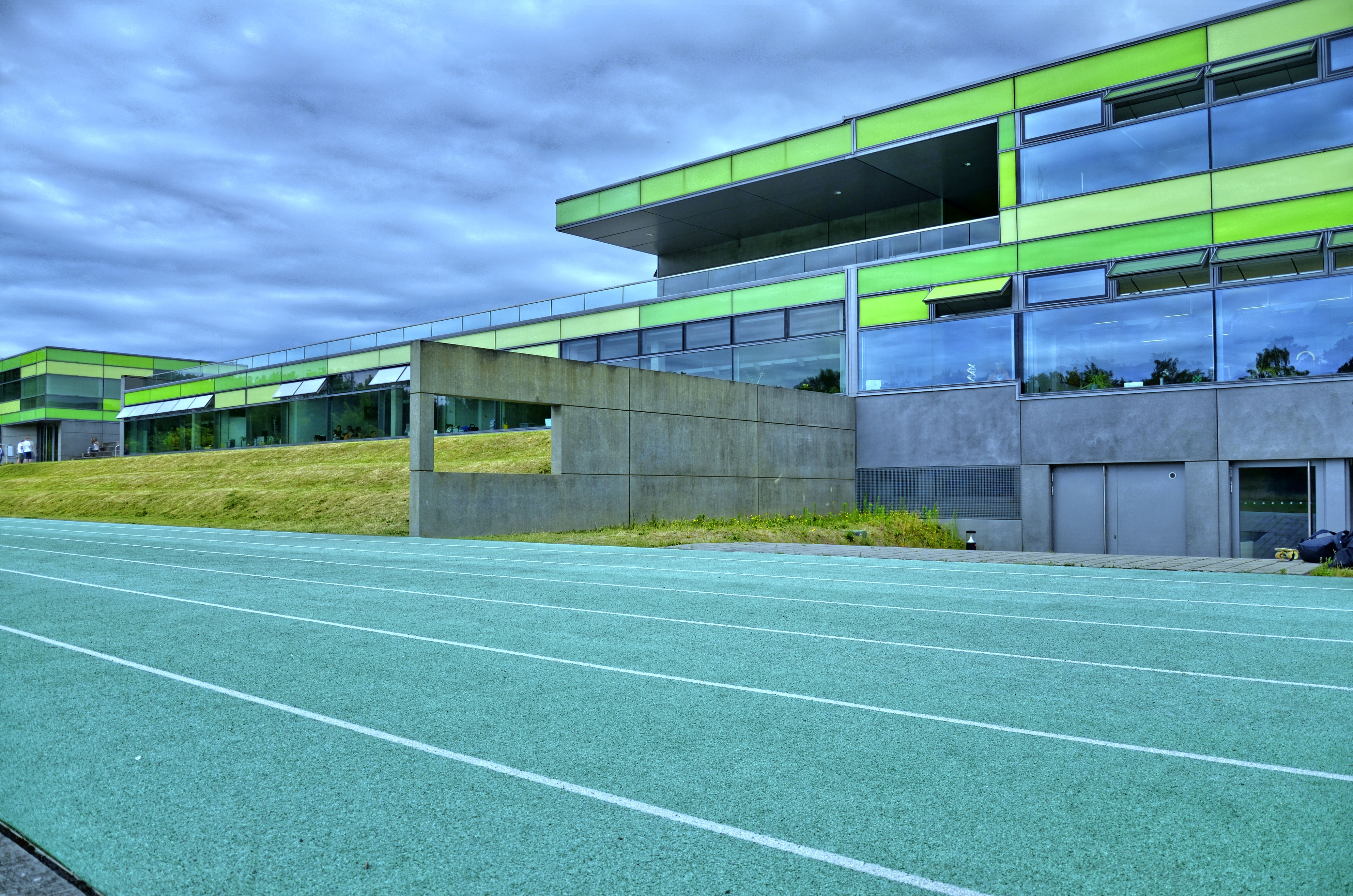 Header Image - Marie-Curie-Gymnasium