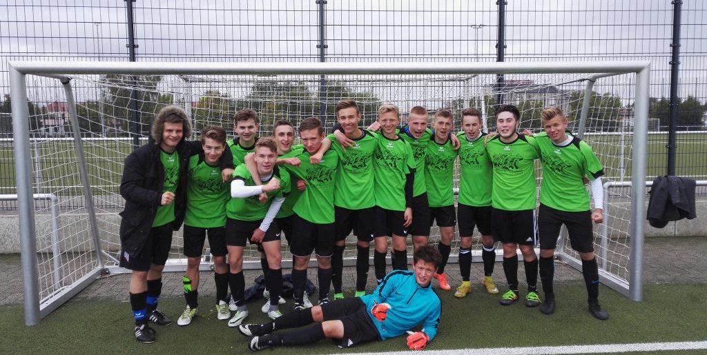 MCG-Sportys zum Regionalfinale